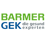 Logo Barmer GEK
